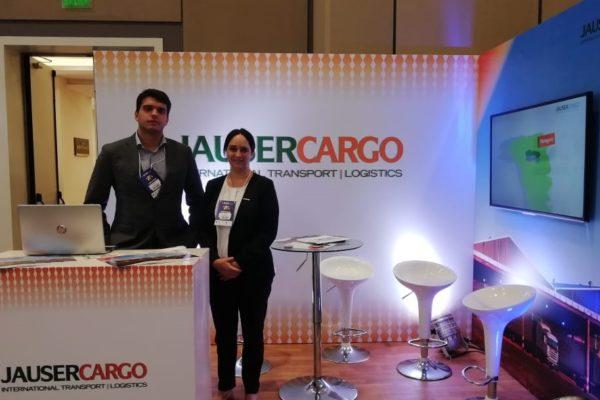 JAUSERCARGO Paraguay participó en Expo Paraguay-Brasil