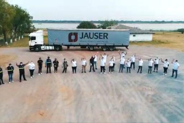 A través de #JauserUP apoyamos a 600 familias de Villeta